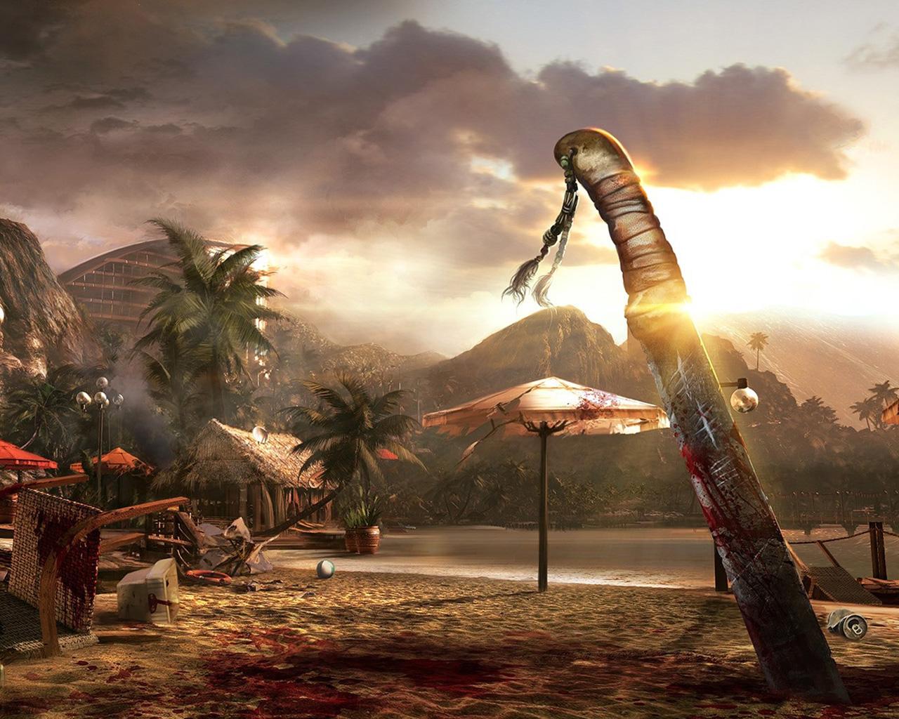 Dead Island Wallpaper in 1280x1024
