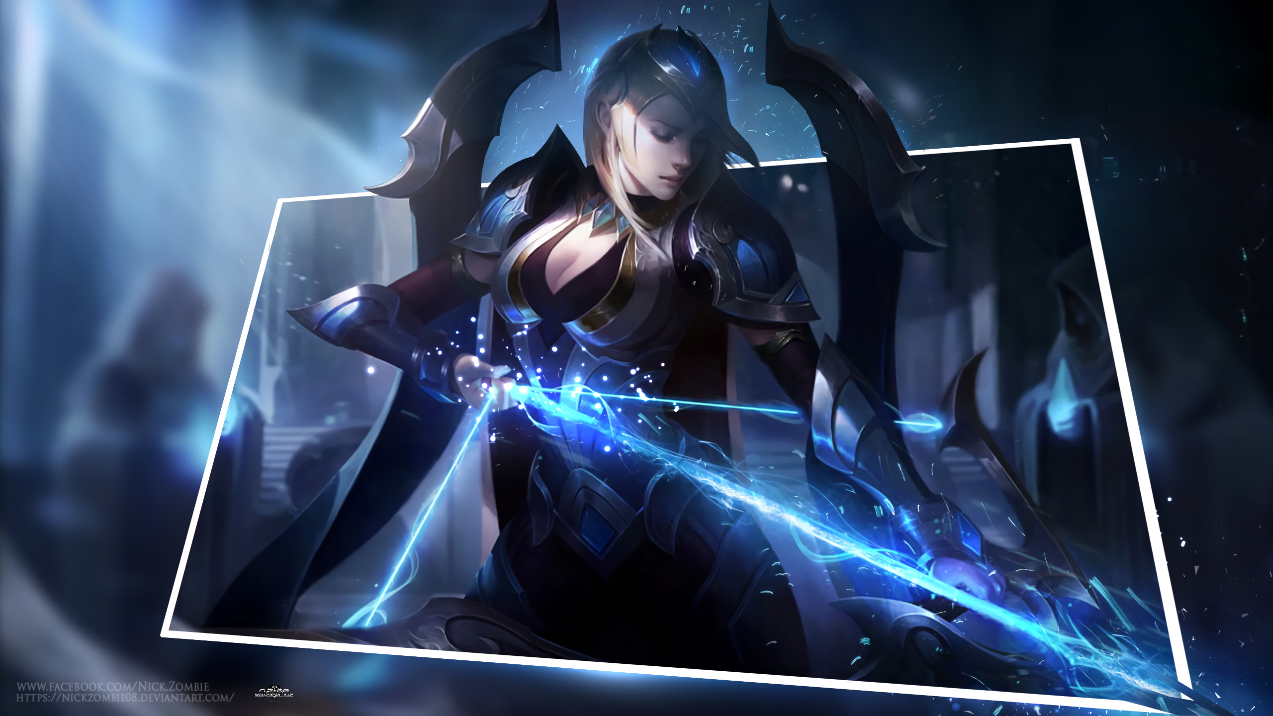 Free Download Ashe Lol Wallpapers Hd Wallpapers Artworks For