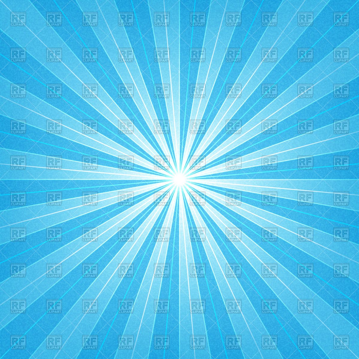 Textured background with blue sunbeams Vector Image of Backgrounds 1200x1200