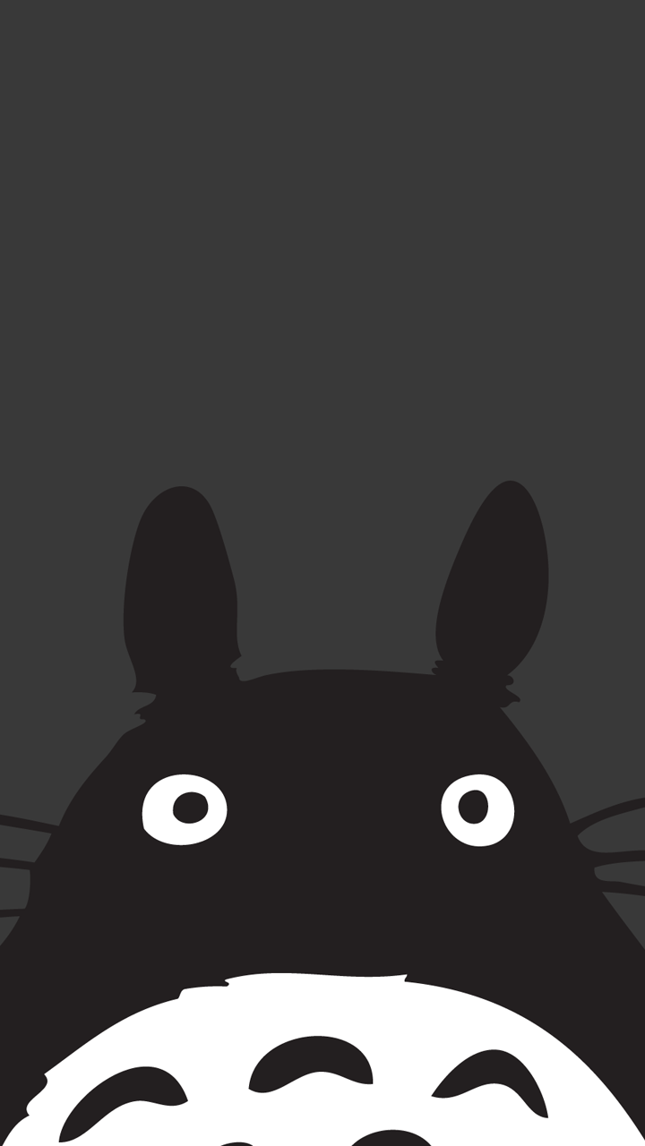 Totoro   Studio Gibhli iPhone wallpapers mobile9 i6 Wallpaper 720x1280
