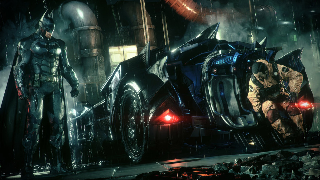 Batman Arkham Knight Game Trailer HD Wallpaper   Stylish HD Wallpapers 1024x576