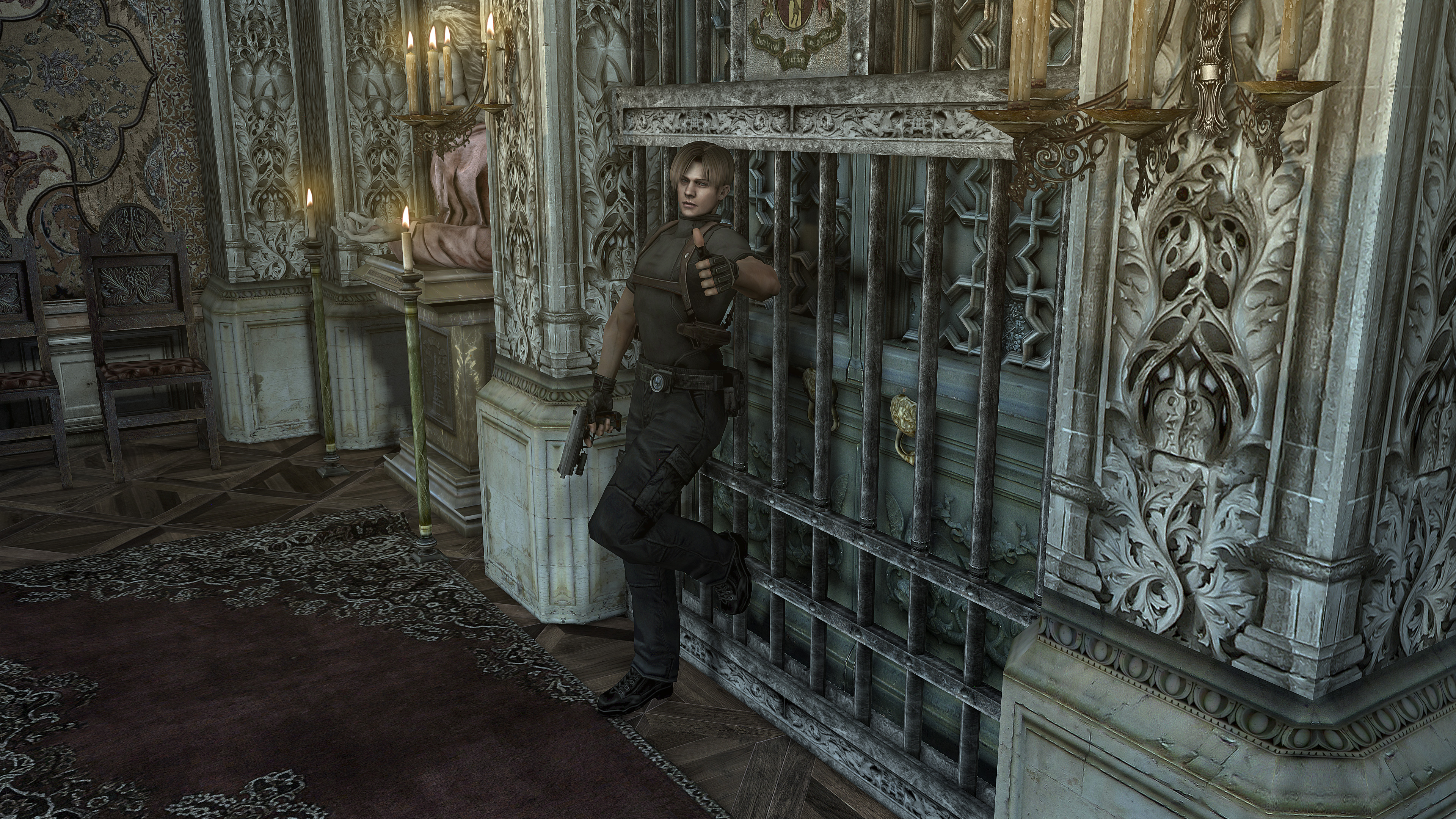 Resident Evil 4 HD Project The Complete HD Remaster of Resident 3840x2160