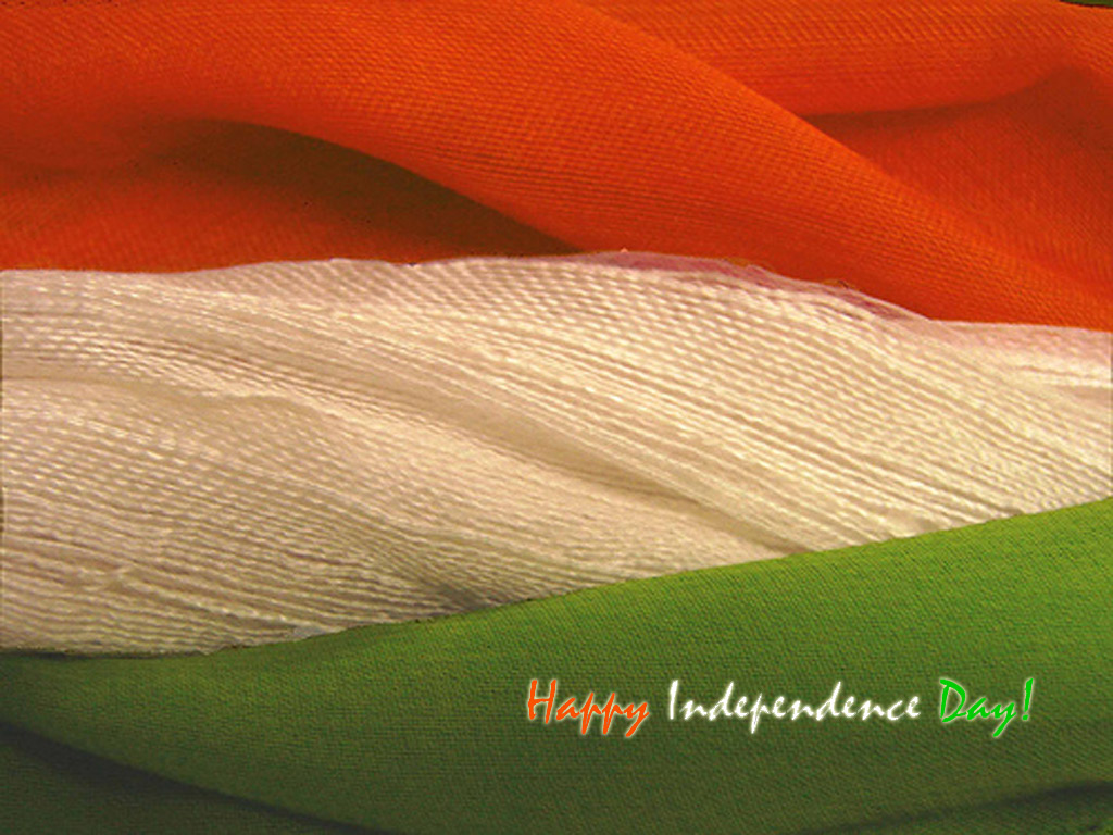 Happy Independence Day 15th August 2011 HD Desktop Wallpaper 1024x768