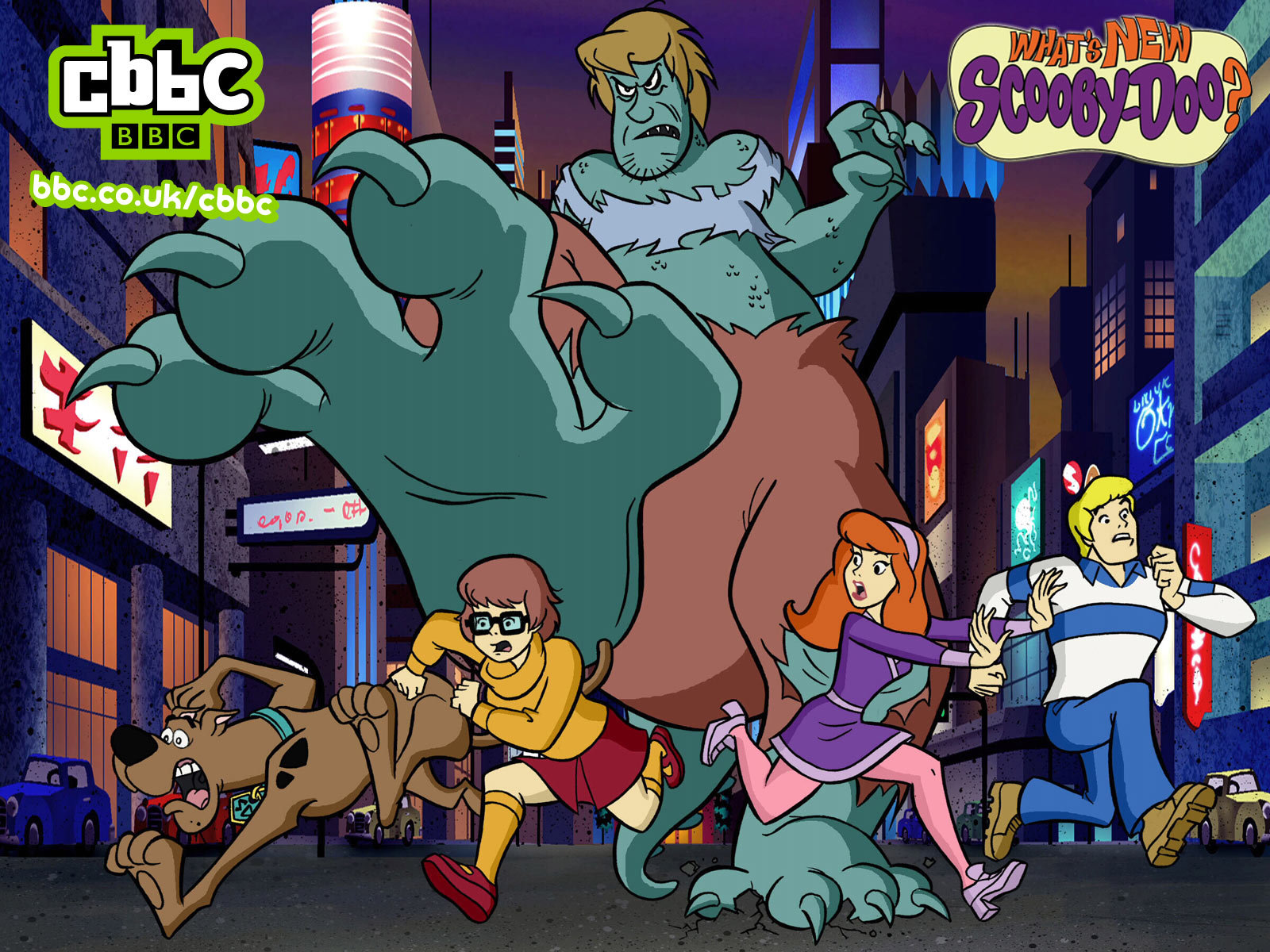 Scooby Doo Christmas Wallpaper - WallpaperSafari