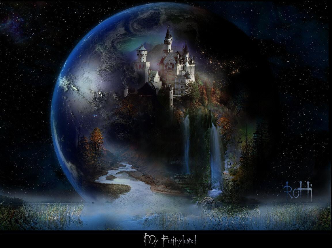 3D art wallpapers digital fantasy artist 3d landscape wallpapers 1153x861