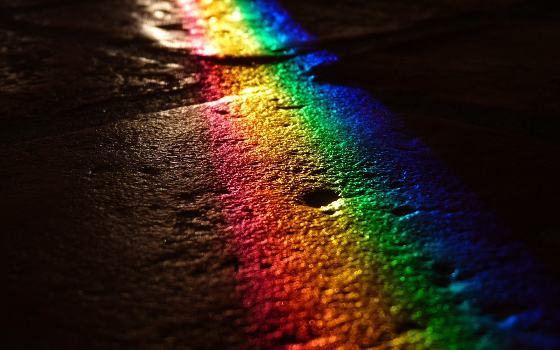 50 Free Desktop Rainbow Wallpaper On Wallpapersafari