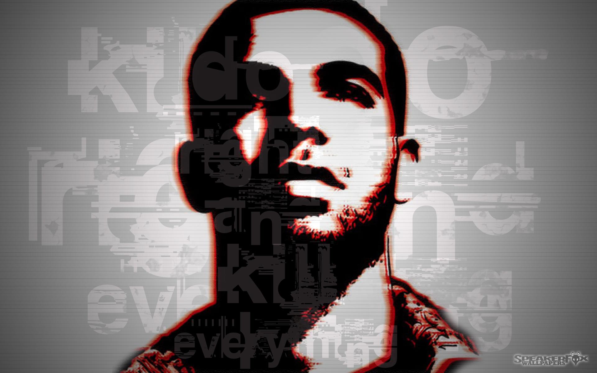 Drake Thank Me Later Rap Wallpapers 1920x1200