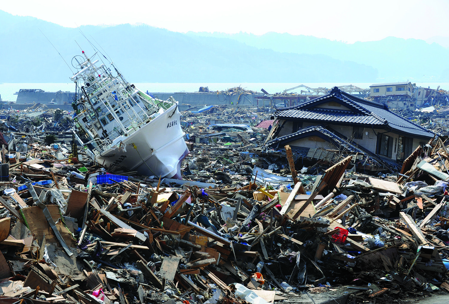 the tsunami disaster Every disaster occurred in thailand will be under the responsibility of the department of disaster prevention and mitigation (dpm) of ministry of interior, however, this tsunami devastation was over the expectation of the thai government.