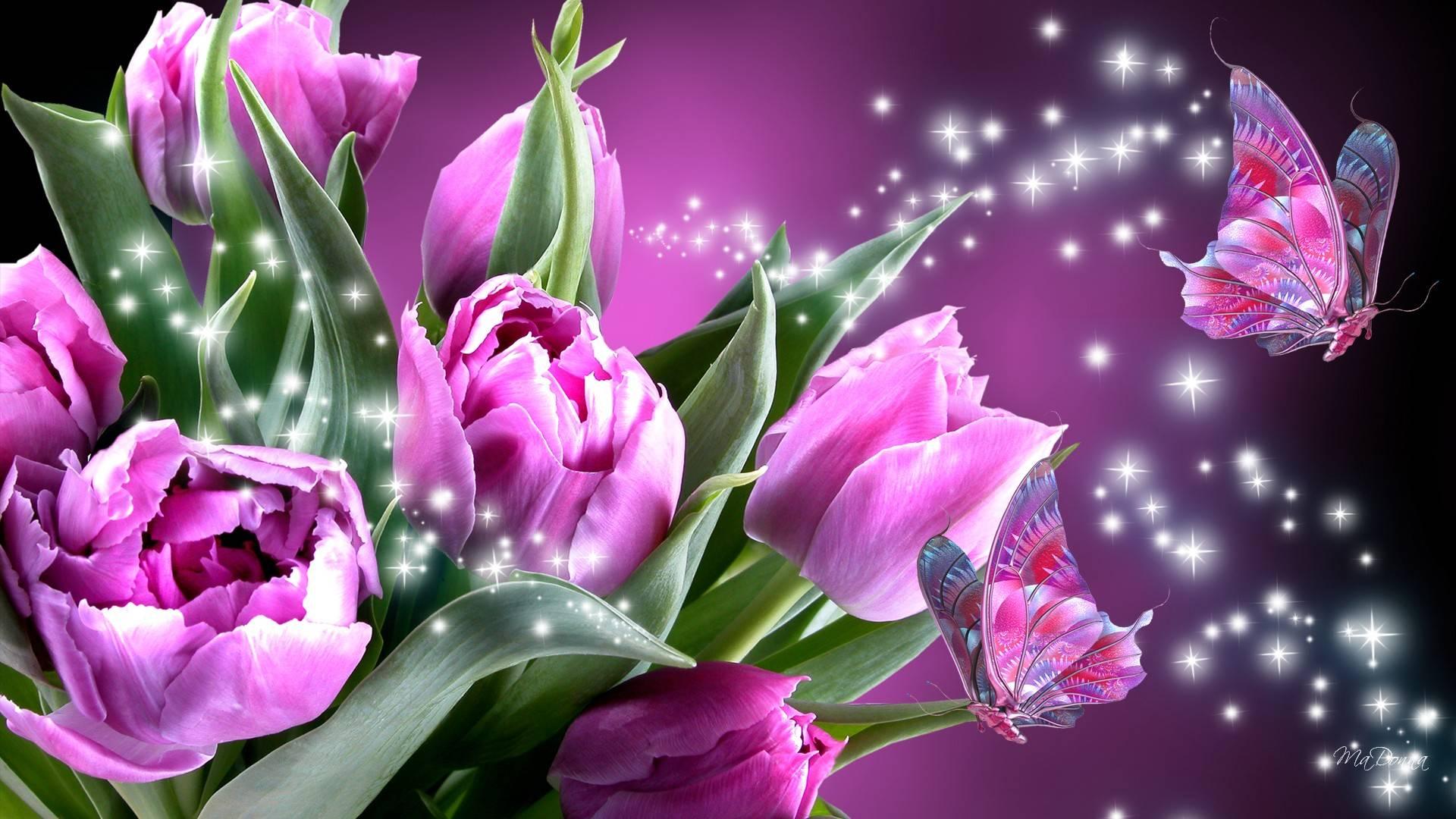 flowers devine wallpaper - photo #39