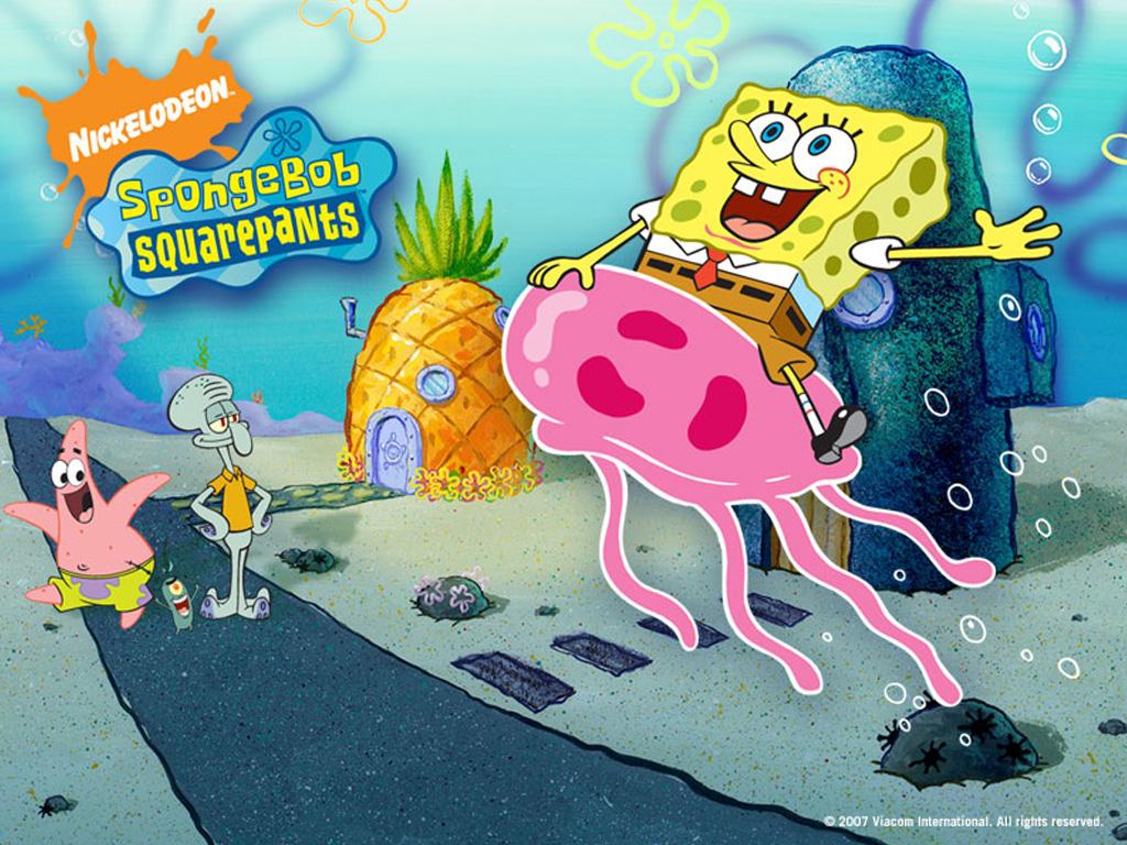 Spongebob Wallpaper   Spongebob Squarepants Wallpaper 33184565 1024x768