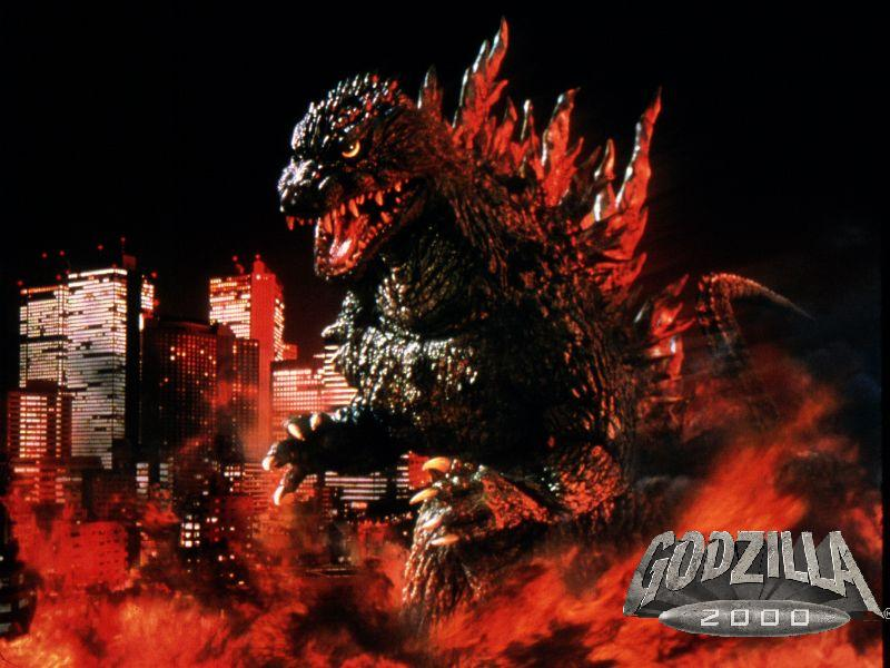 Godzilla2000wallpaper 800x600