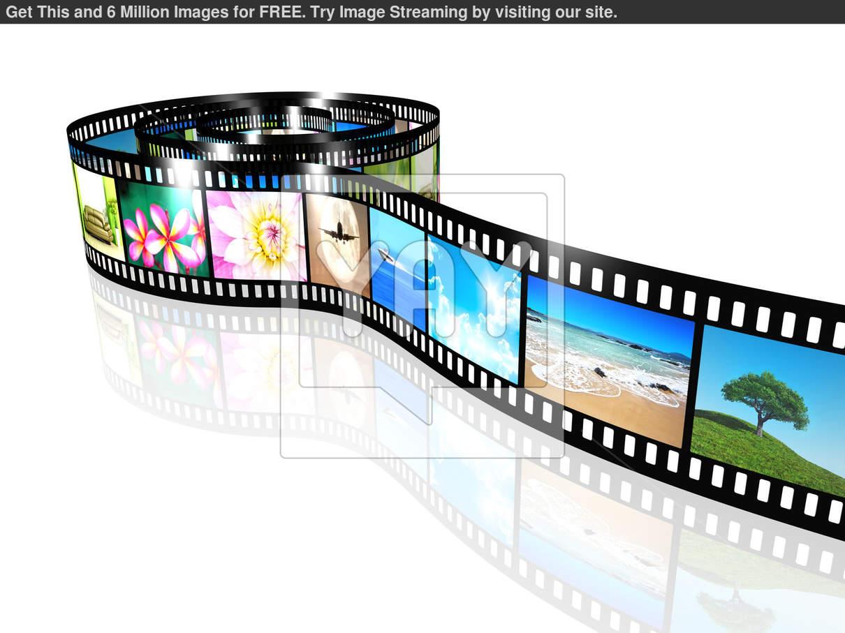 Film Reel Wallpaper Border Film strip 1210x907