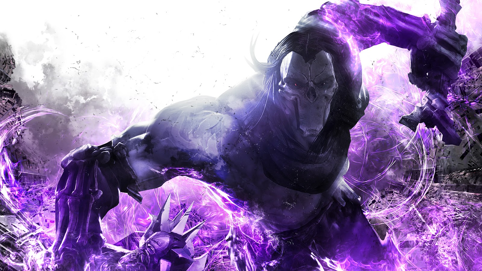 Darksiders 2 Death Alives HD Wallpaper 1080p 1600x900