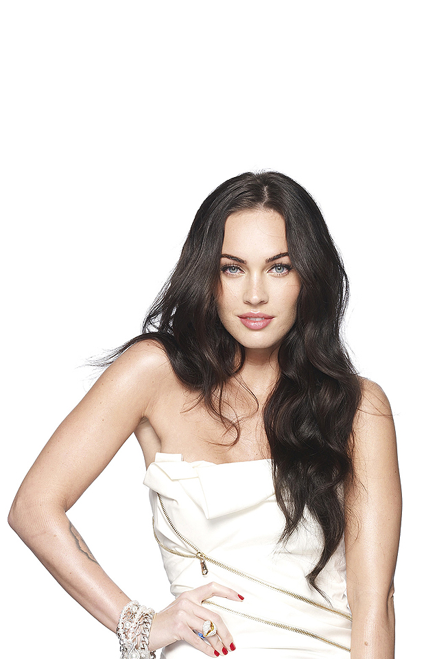 New Megan Fox Wallpapers Wallpapers 4 iPhone4 640x960