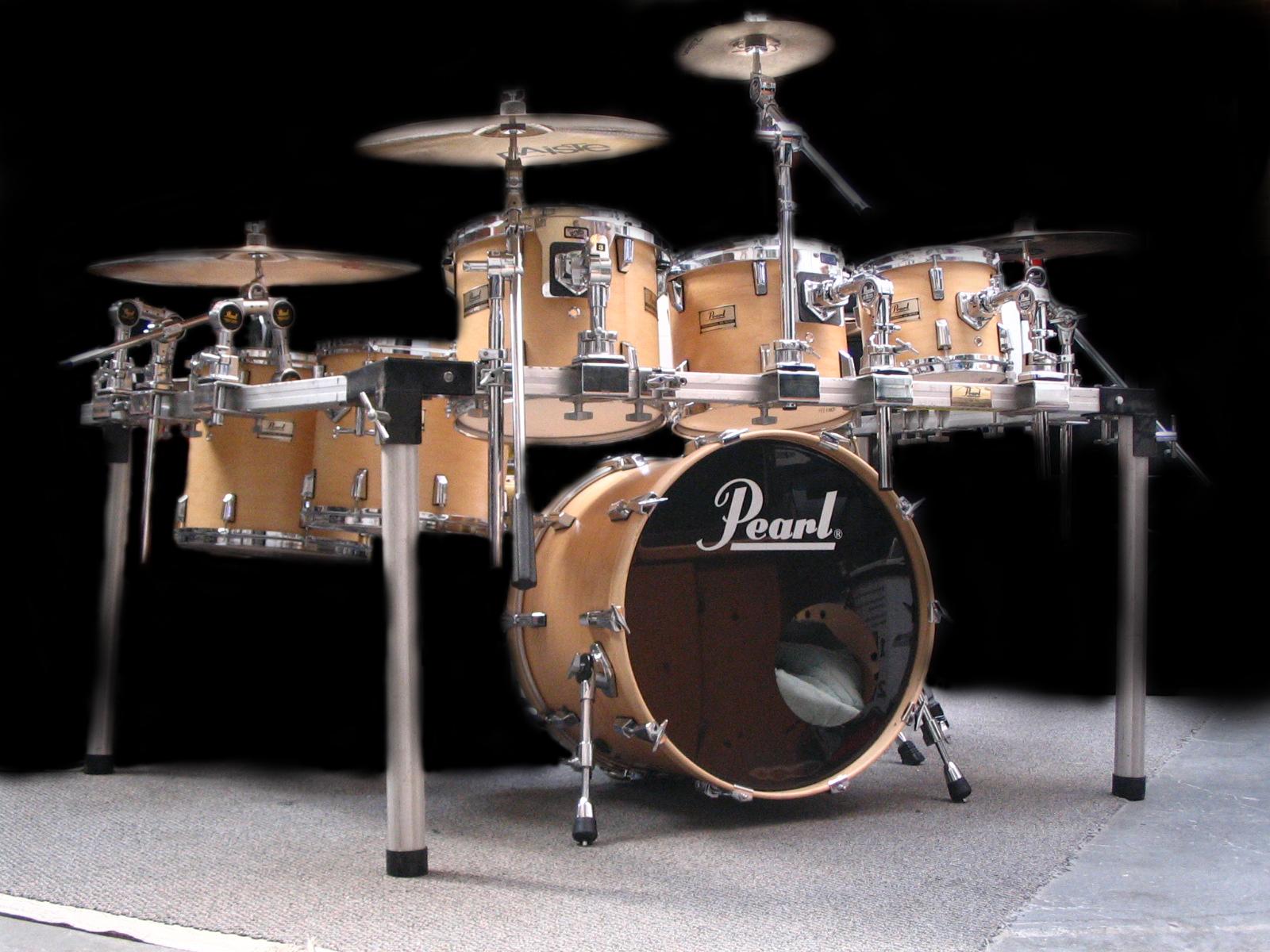 pearl drums wallpapers drum pearl drums 1920x1200 318821 drum notify 1600x1200