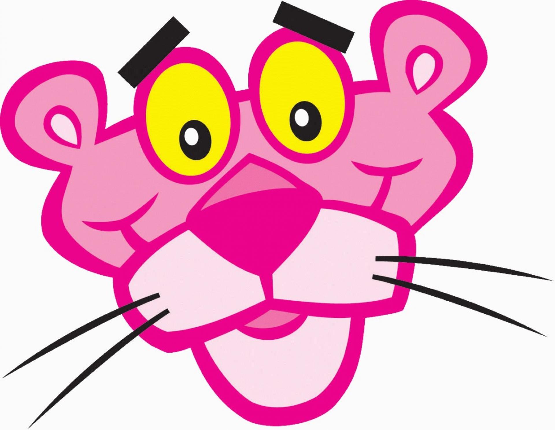 pink Panther Freetoedit - Pink Panther Clipart (#3747536) - PinClipart