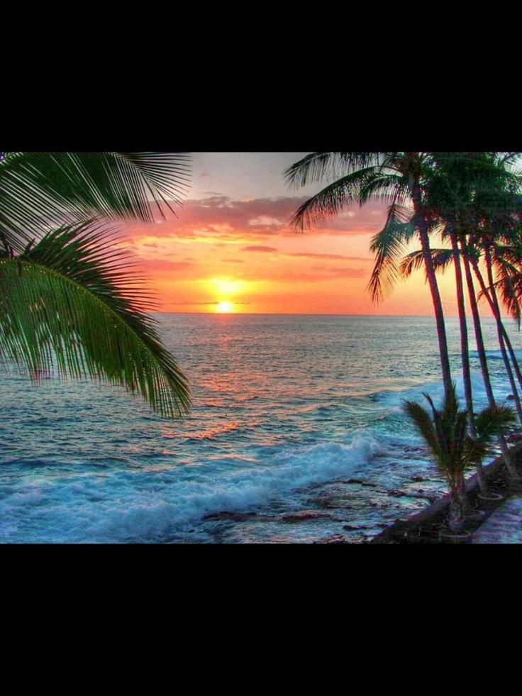 Beautiful Beach Scenes Wallpaper - WallpaperSafari - photo#25