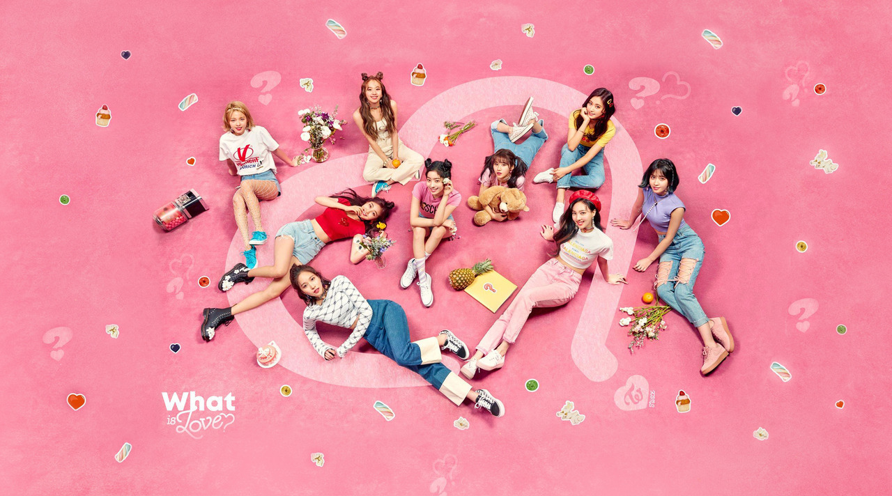 Twice JYP Ent images What is love Desktop HD wallpaper and 1280x712