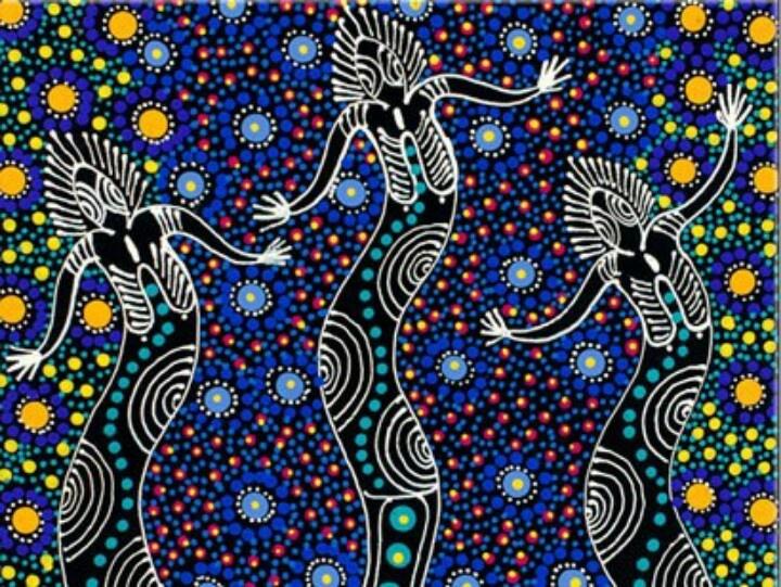 Dream timeAustralian Aboriginal Art Things I love 720x541