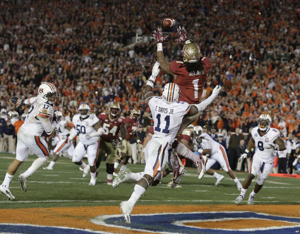 Florida State Edges Auburn in College Football National Championship 1024x799