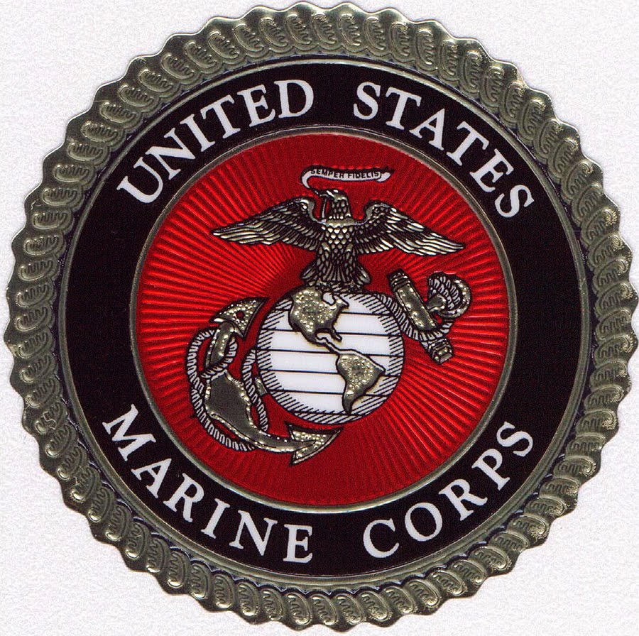 Marine Corps Wallpapers: US Marine Corps Logo Wallpaper