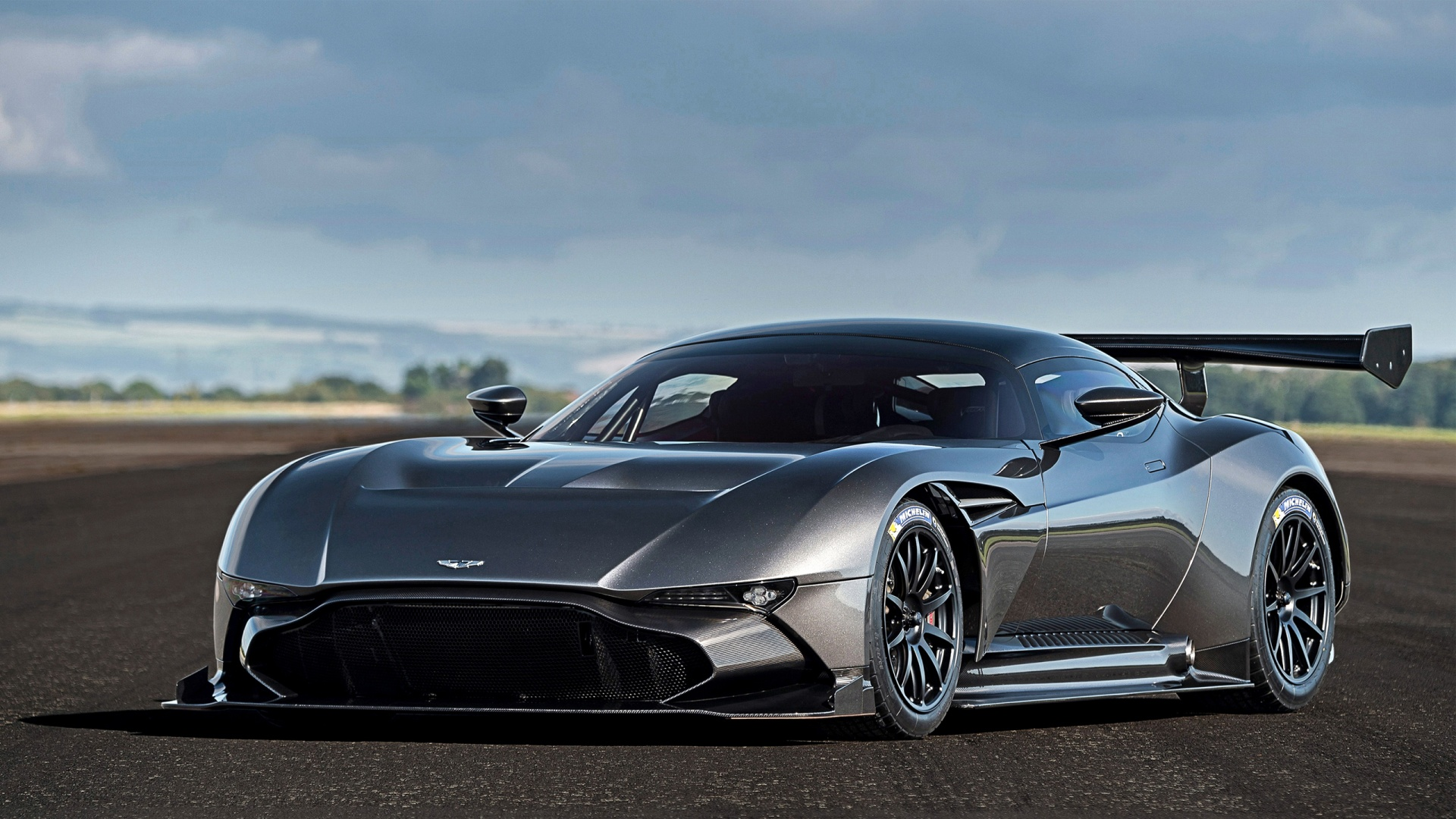 Aston Martin Vulcan 2015 Wallpaper HD Car Wallpapers 1920x1080