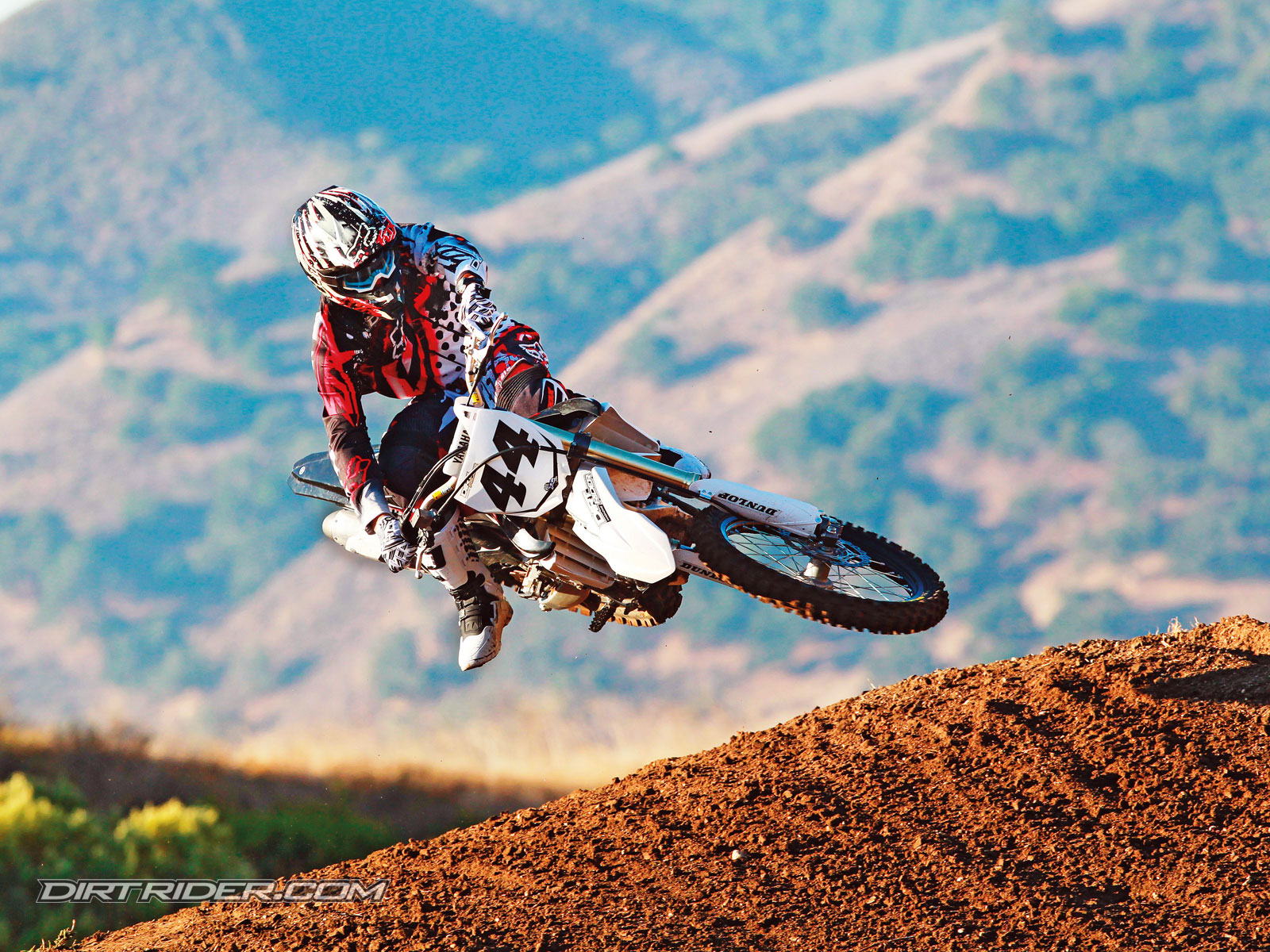 Yamaha Yz450f Dirt Motorcycle Wallpaper Hd Desktop: HD Dirt Bike Wallpapers