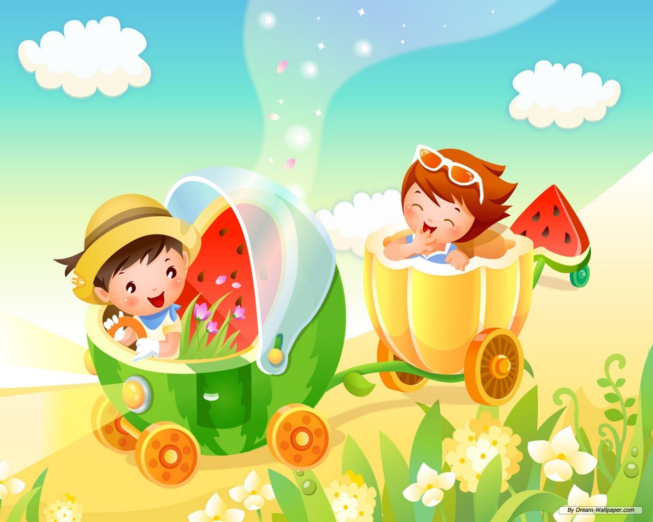 free kids wallpapers for desktop wallpapersafari