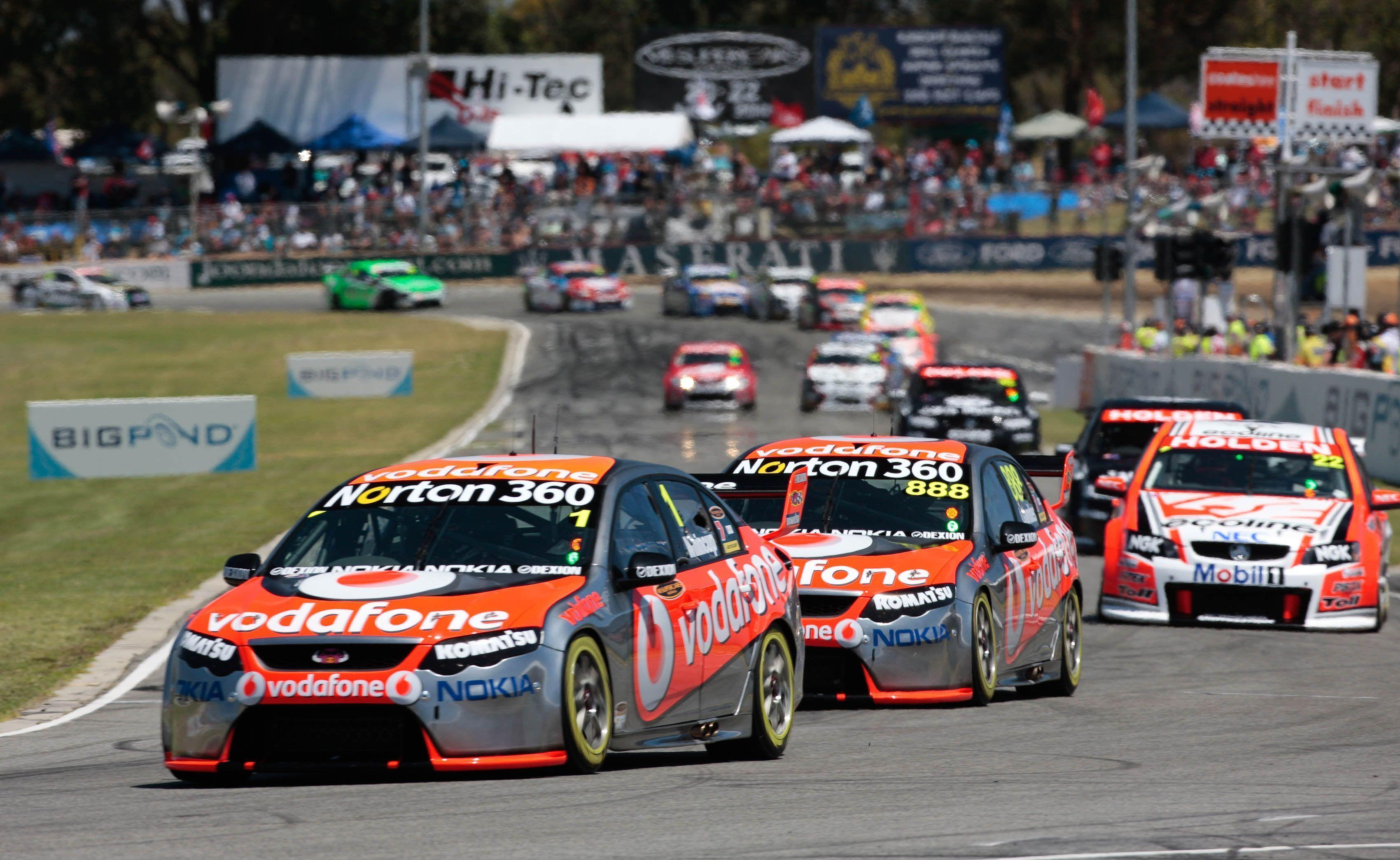 V8 Supercars Wallpapers 3400x2087
