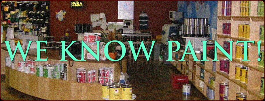 Paint Store Ottawa Ottawas Paint Store is Randalls Paints 920x352