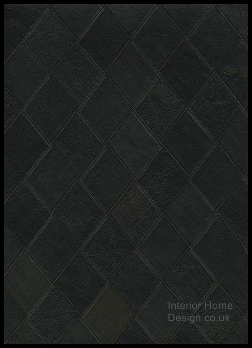 Vagabond Wallpaper Tektura wallcovering leather interior decor 516x711