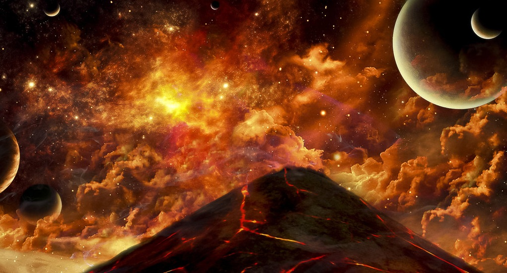 Armageddon OT Background to the Battle for the Cosmic Mountain 2