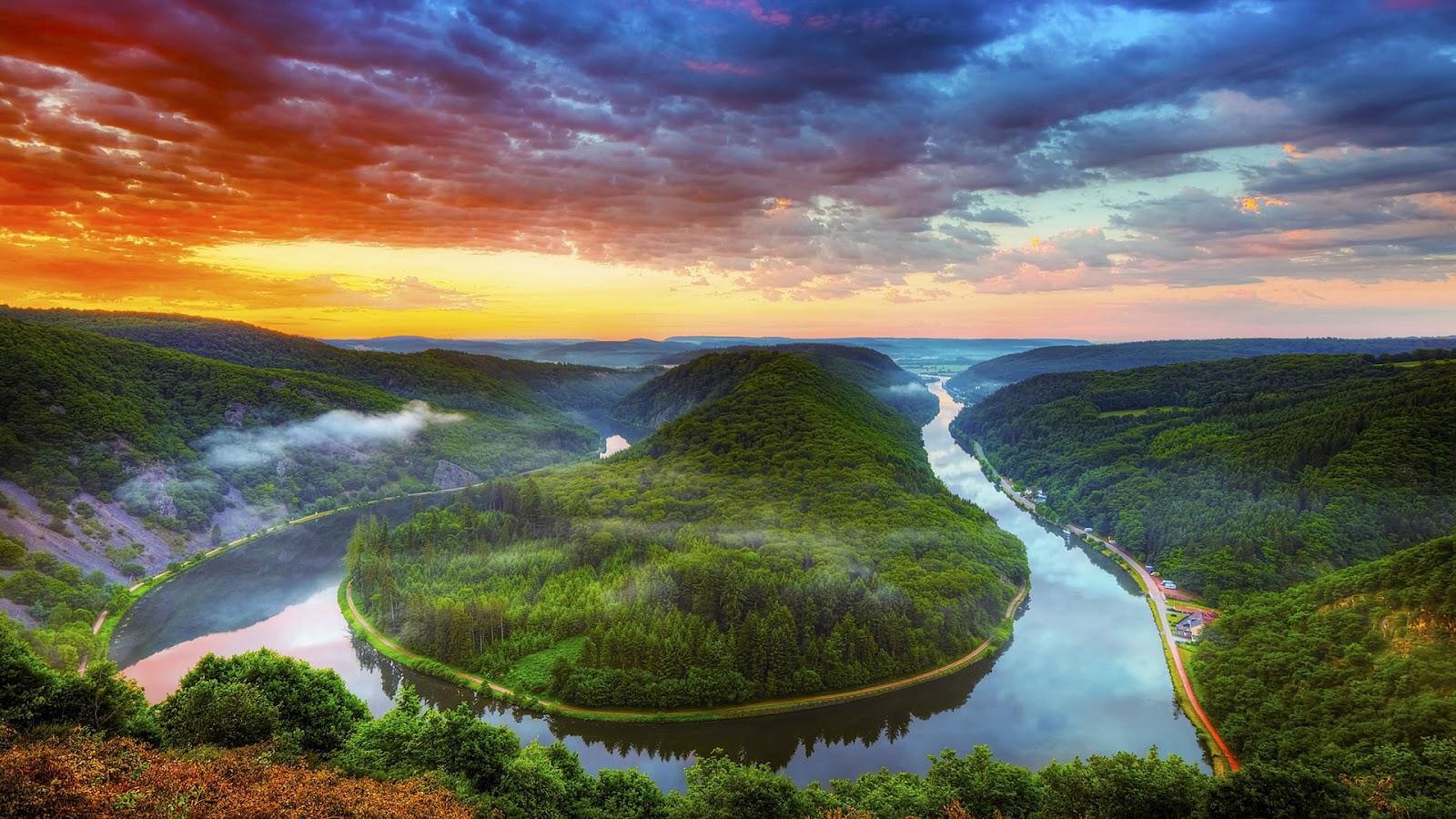 Wonderful Nature Hd Wallpaper: Beautiful HD Wallpapers Nature