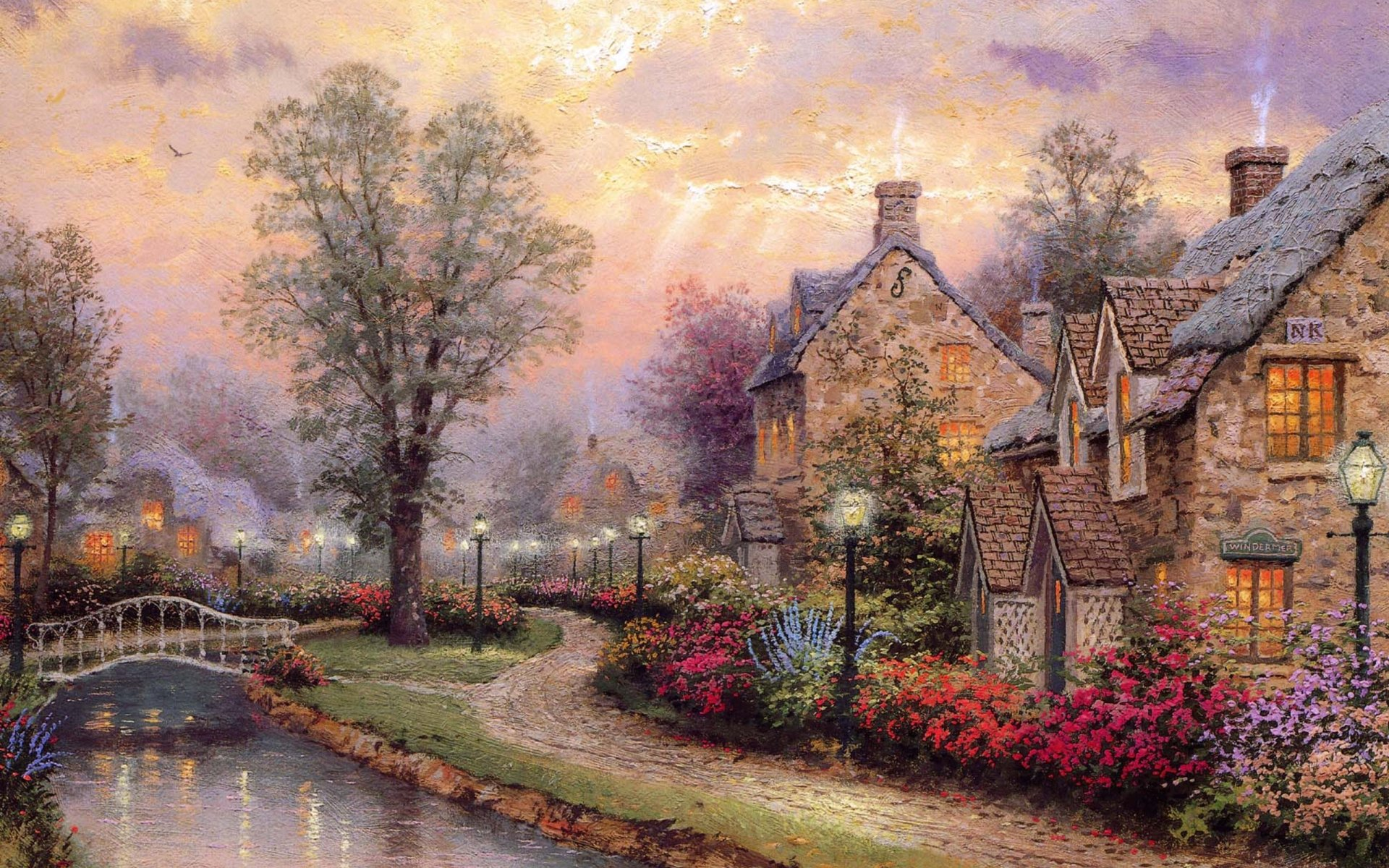 Wallpaper Painting Art at PaintingValleycom Explore collection 1920x1200