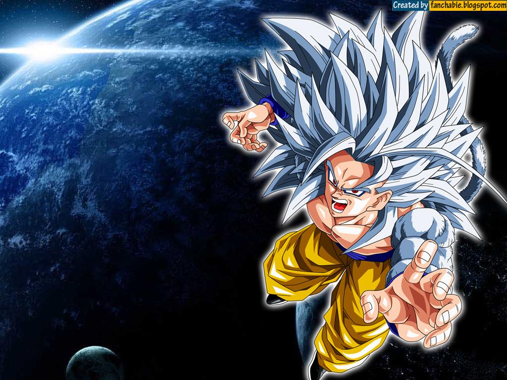 Free Download Dragon Ball Z Wallpaper Goku Super Saiyan 1024x768