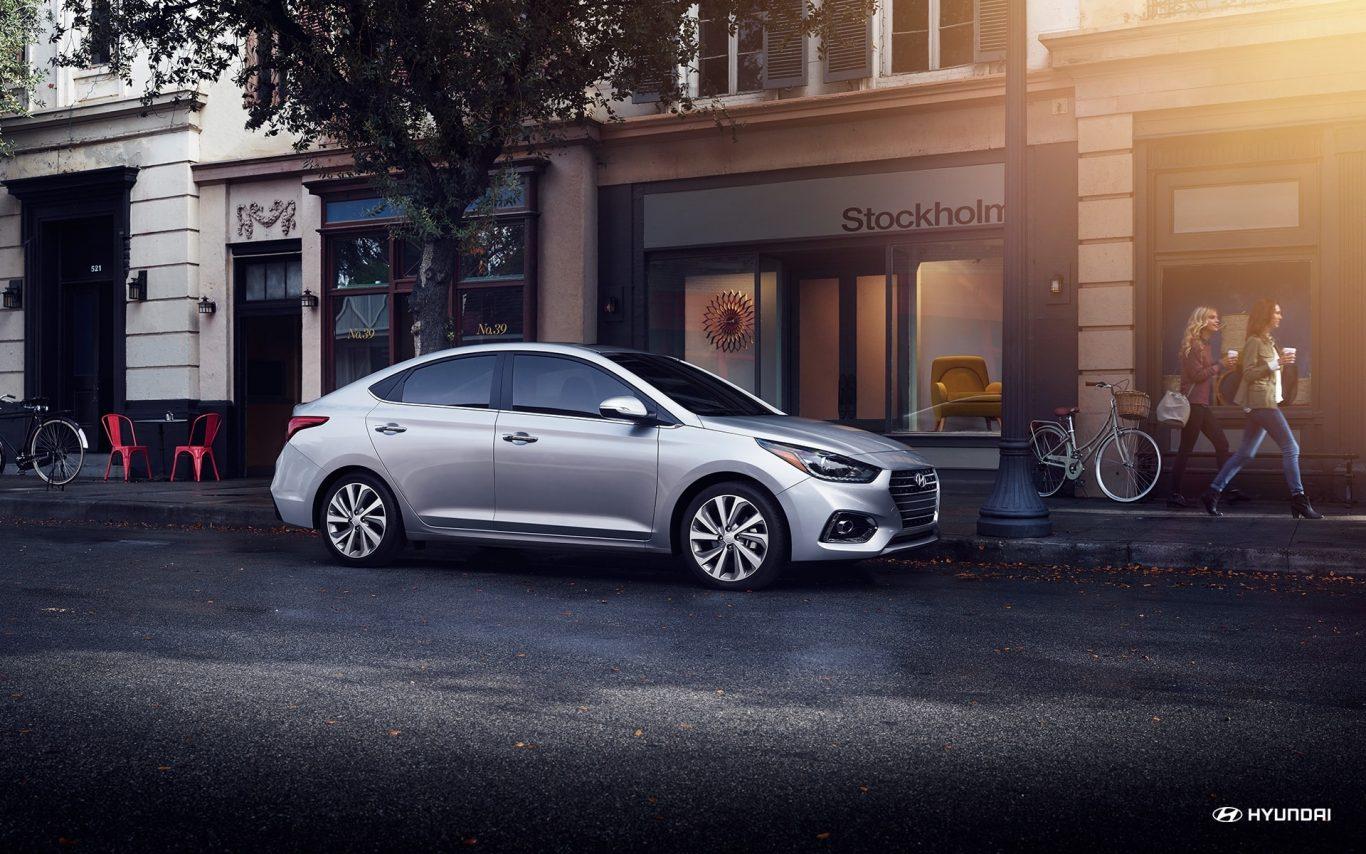2019 Hyundai Accent HD Wallpapers MootorAuthority 1366x854
