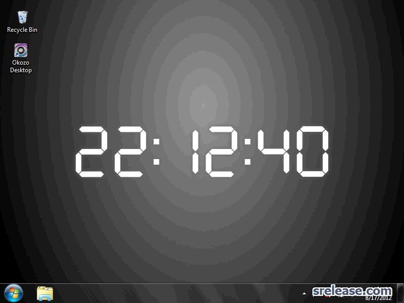 3ddigitaldigital clockdigital desktop clockclockdesktop clock 800x600