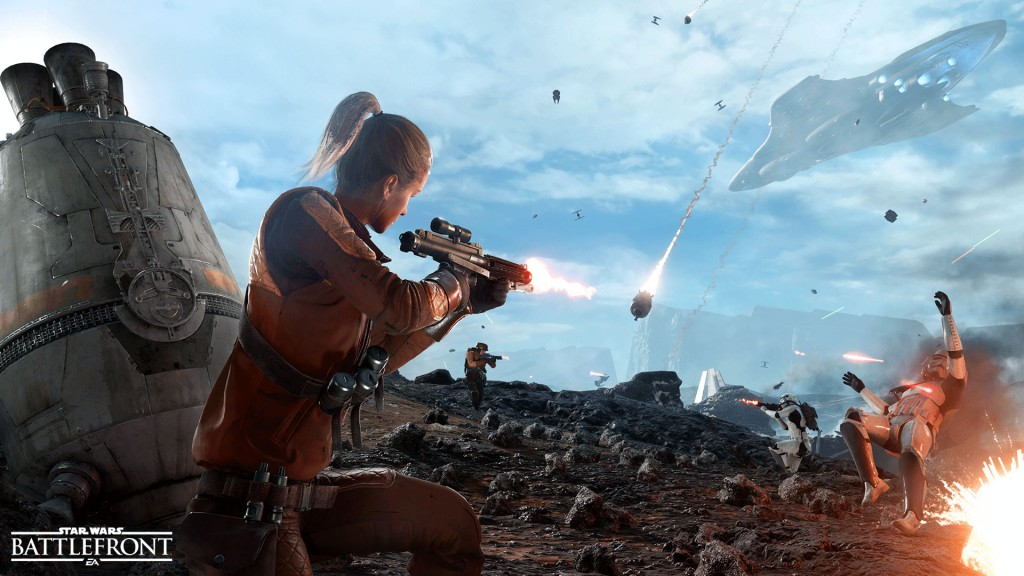 Star Wars Battlefront PC Errors And Fixes Black Screen Stuttering 1024x576