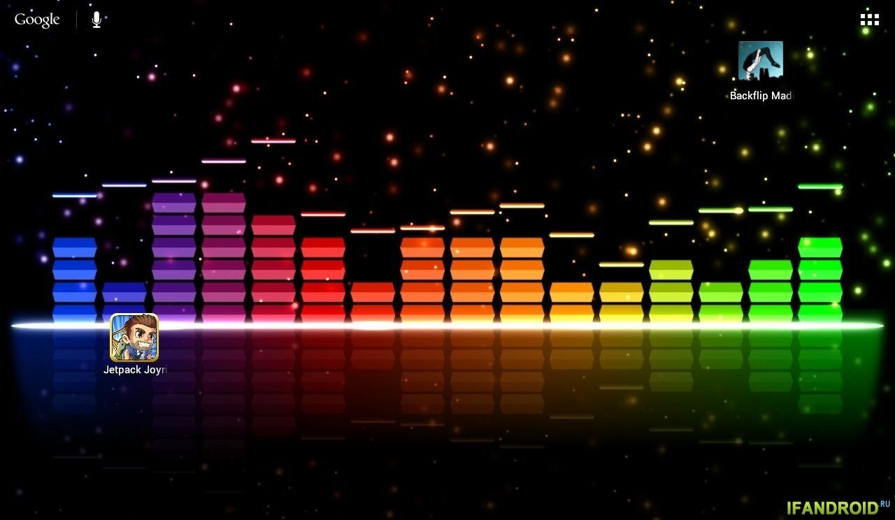 Audio Glow Live Wallpaper PC Android iPhone and iPad Wallpapers 1280x744