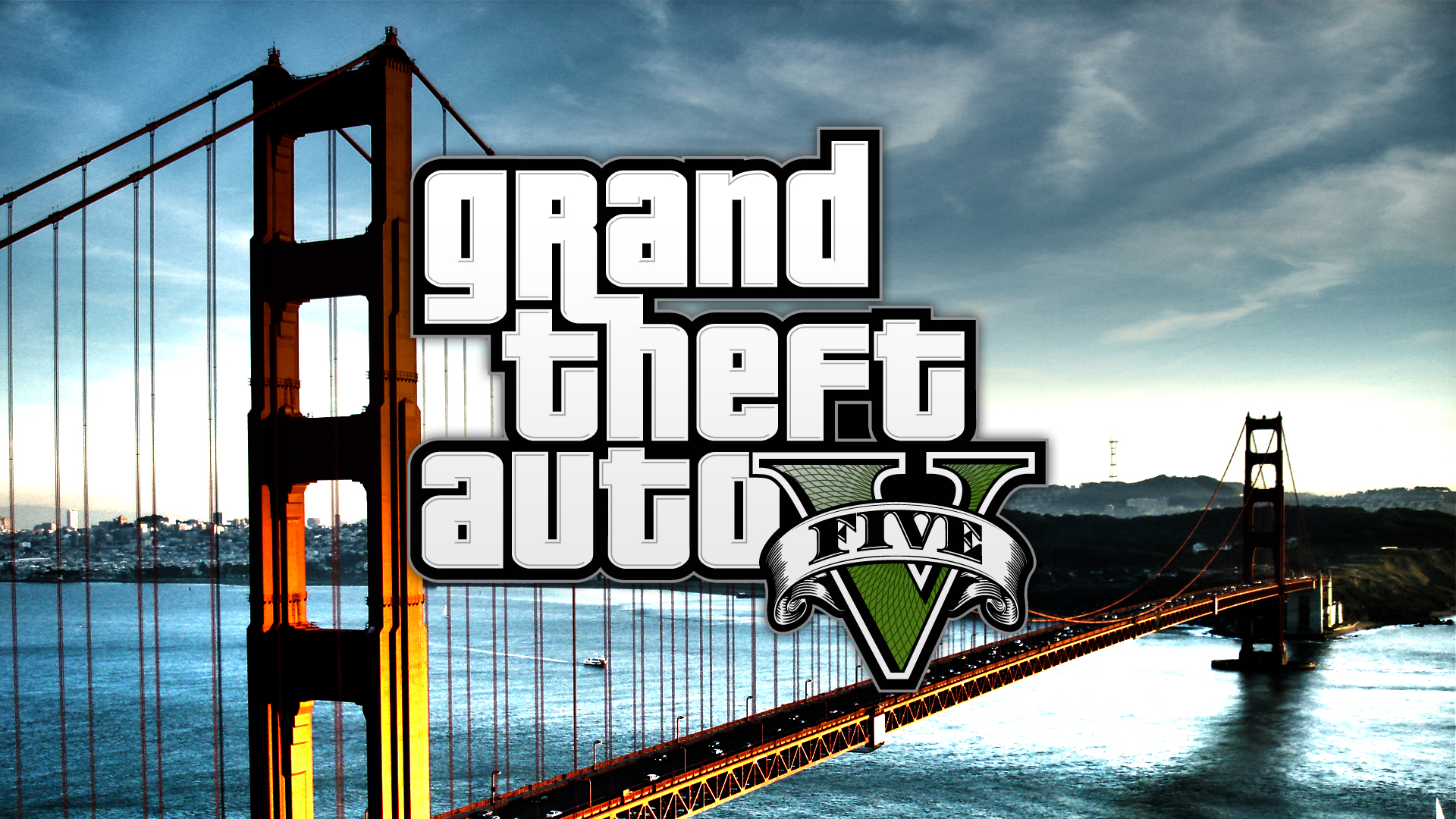 Wallpaper Gta 5 Grand Theft Auto V Rockstar 15 Wallpapers 1920x1080