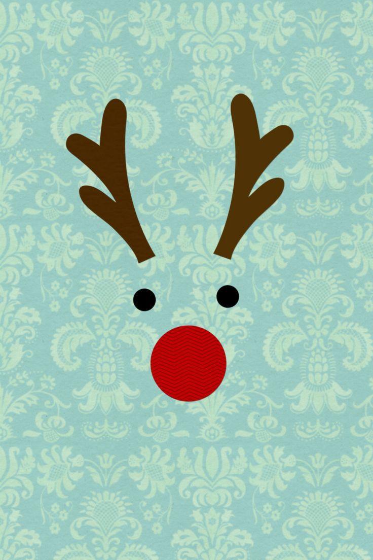 Cute Christmas Phone Wallpaper - WallpaperSafari Cute Christmas Wallpaper