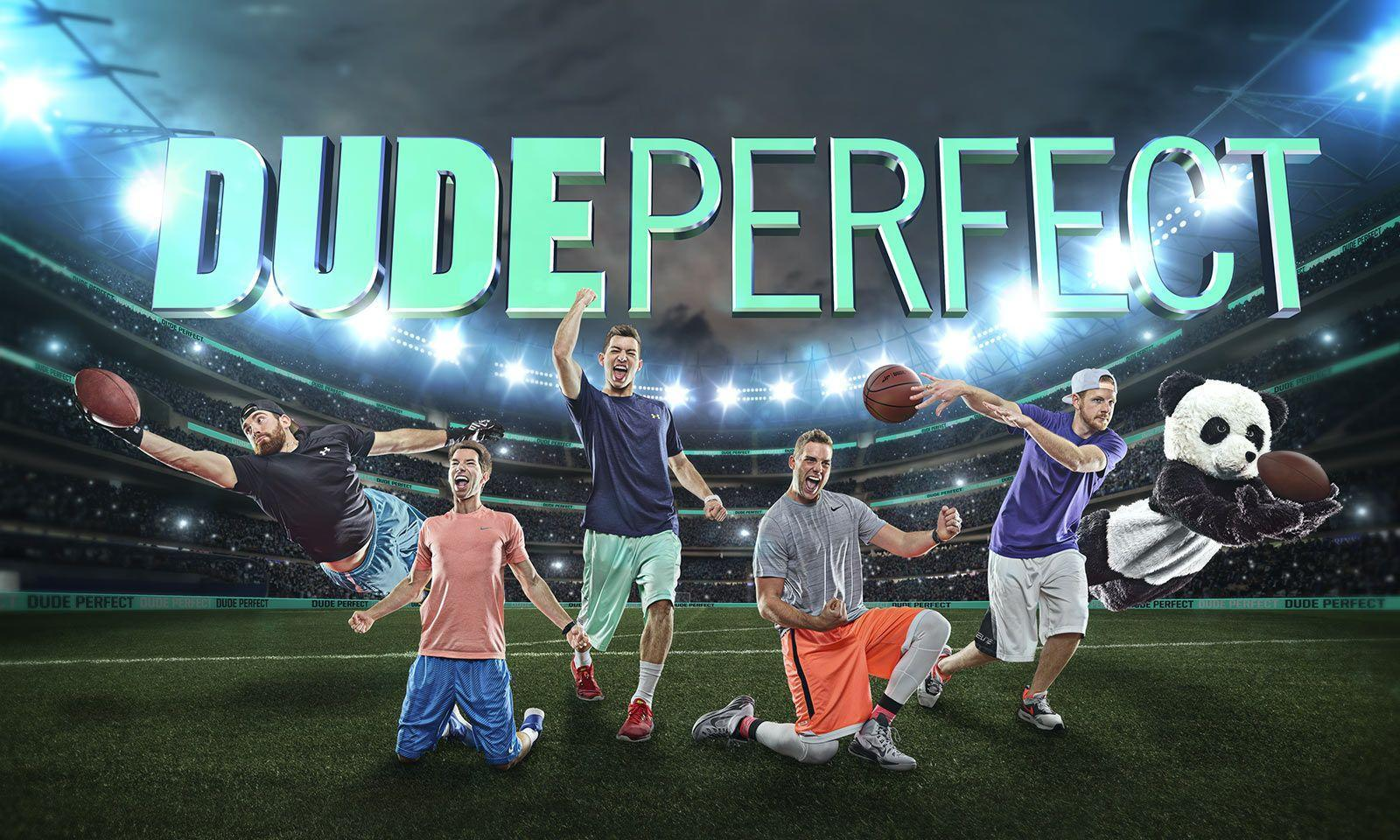 Dude Perfect Wallpapers 1600x960