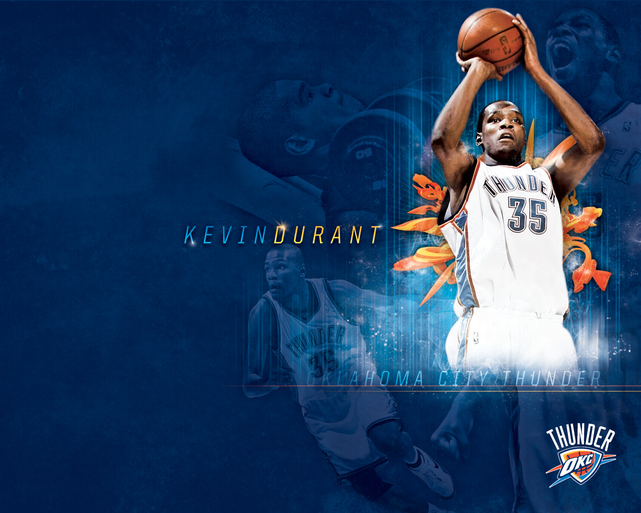Pics Photos   Kevin Durant Wallpaper Hd For Desktop 1280x1024