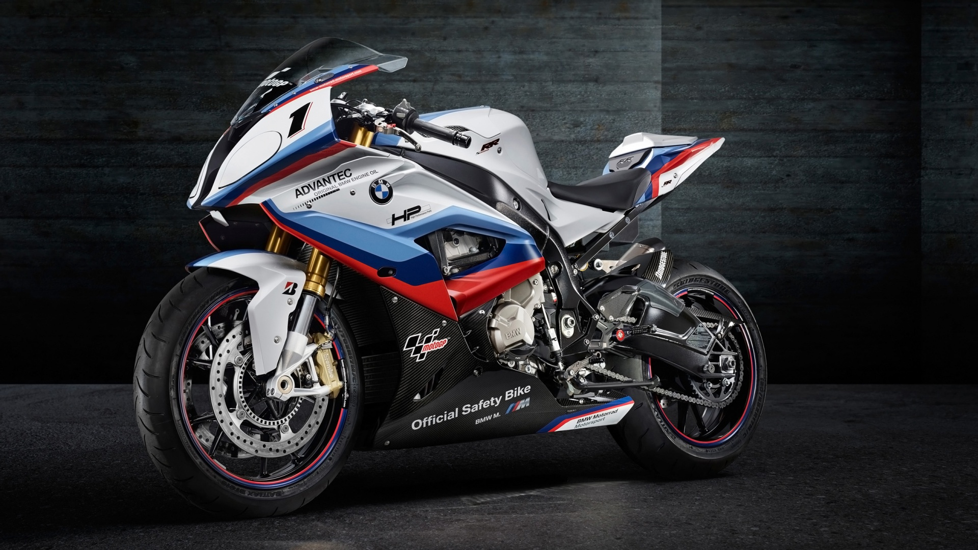 2015 BMW M4 MotoGP Safety Bike Wallpapers HD Wallpapers 1920x1080