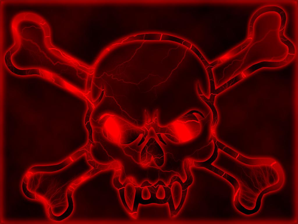 Skulls And Bones Wallp...
