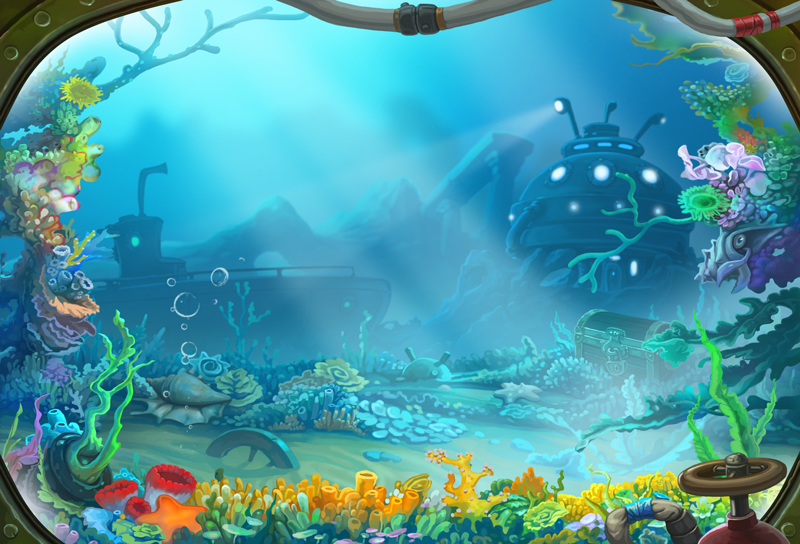 Underwater Backgrounds WallpaperSafari