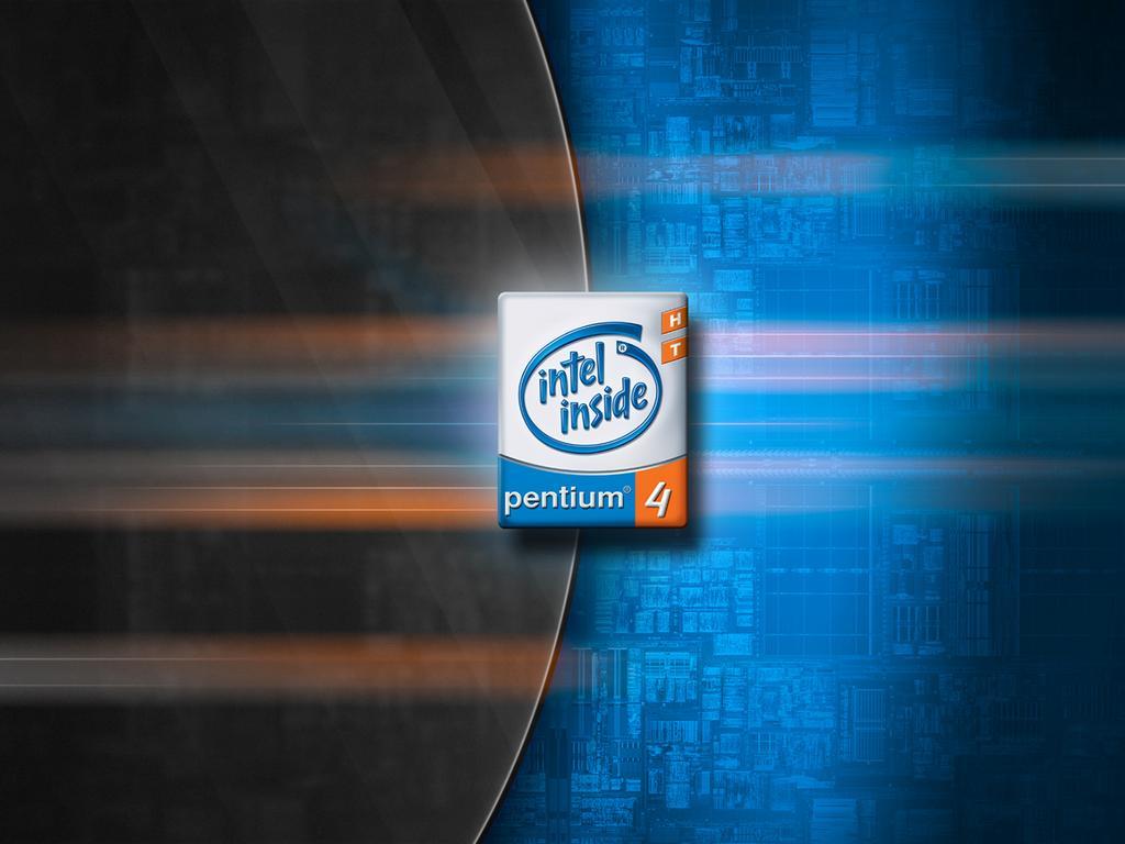 CLASSIC Series Pentium 4 HT Wallpaper by ArRoW 4 U 1024x768