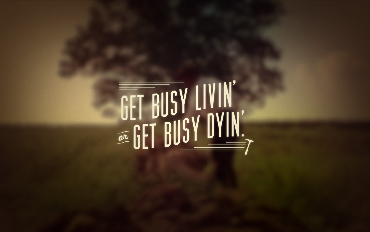 The Shawshank Redemption Quote wallpapers The Shawshank 1280x804