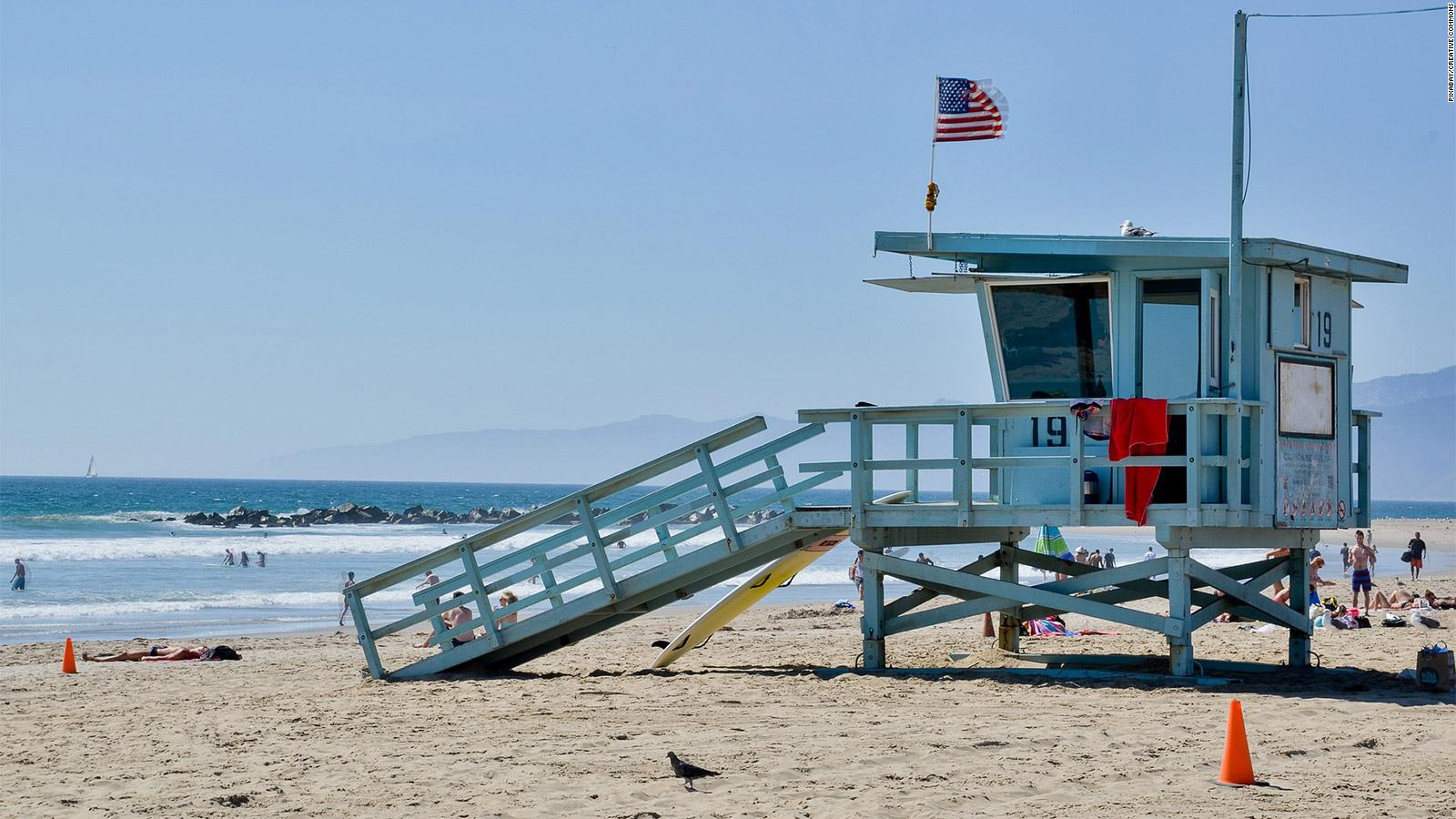 Venice Beach California Best things to do CNN Travel 1600x900