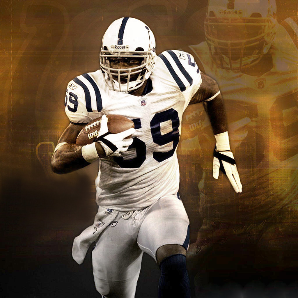 ipadwallpapernetNFL Football Player iPad 1024x1024